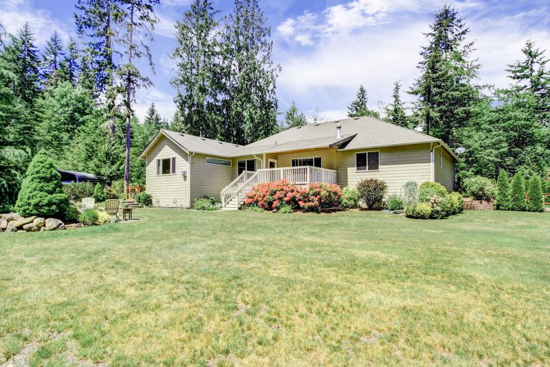 Desirable, Secluded Rambler on 2.5 Acres
