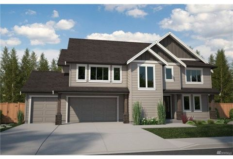 The Lund 3 Story 3 Car Largest Lot in Community - Quality New Construction by JK Monarch