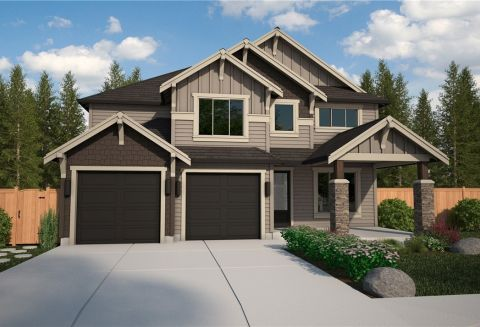 Fruitland Estates Presents Mt. Adams 2 Story/2 Car Garage - Quality New Construction by JK Monarch