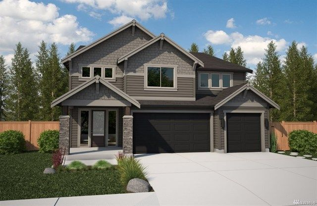 Fruitland View Estates Presents The Elgin 3 Story/3 Car Garage - Quality New Construction by JK Monarch